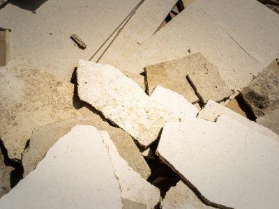 Bau- und Abbruchabfälle